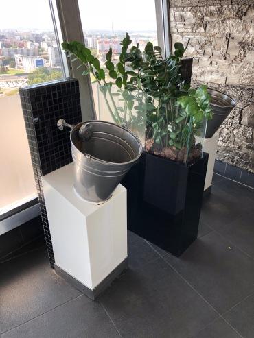UFO Toilets