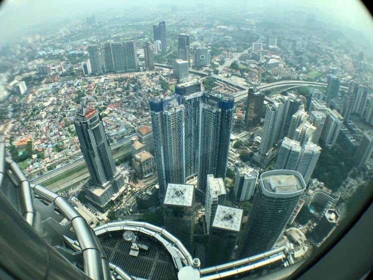 Petronas view